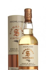 Brackla 15 Year Old 1993 (Signatory) Single Malt Whisky