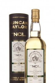 Cragganmore 12 Year Old 1997 - NC2 (Duncan Taylor) Single Malt Whisky