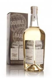 Macallan & Laphroaig - Double Barrel (Douglas Laing) Blended Malt Whisky