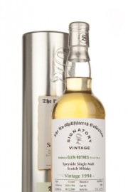 Glenrothes 15 Year Old 1994 - Un-Chillfiltered (Signatory) Single Malt Whisky