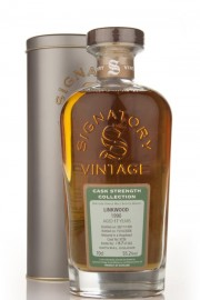 Linkwood 17 Year Old 1990 - Cask Strength Collection (Signatory) Single Malt Whisky