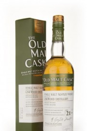 Linkwood 21 Year Old 1989 - Old Malt Cask (Douglas Laing) Single Malt Whisky