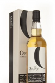Linkwood 22 Year Old 1989 - The Octave (Duncan Taylor) Single Malt Whisky