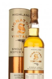 Longmorn 14 Year Old 1996 (Signatory) Single Malt Whisky