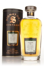 Longmorn 18 Year Old 1992 Cask 53810 - Cask Strength Collection (Signa Single Malt Whisky