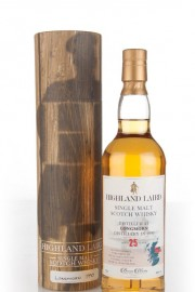 Longmorn 25 Year Old 1990 - Highland Laird (Bartels Whisky) Single Malt Whisky