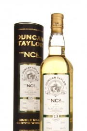Macallan 13 Year Old 1996 - NC2 (Duncan Taylor) Single Malt Whisky