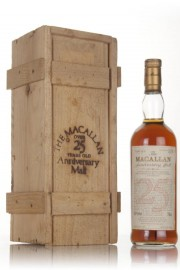 Macallan 25 Year Old 1964 - Anniversary Edition Single Malt Whisky