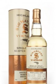 Mortlach 13 Year Old 1998 (Signatory) Single Malt Whisky