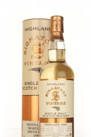 Mortlach 13 Year Old 1999 (casks 7898+7899) (Signatory) Single Malt Whisky