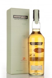 Pittyvaich 25 Year Old 1989 (Special Release 2015) Single Malt Whisky
