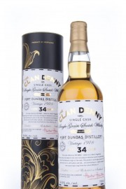 Port Dundas 34 Year Old 1978 - The Clan Denny (Douglas Laing) Grain Whisky