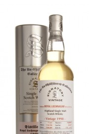 Royal Lochnagar 11 Year Old 1998 - Un-Chillfiltered (Signatory) Single Malt Whisky