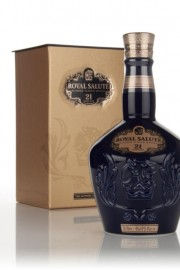Royal Salute 21 Year Old - Sapphire Flagon Blended Whisky