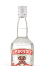 Smirnoff Red Label Vodka - 1970s Plain Vodka