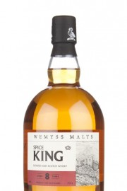 Spice King 8 Year Old (Wemyss Malts) Blended Malt Whisky