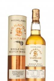 Strathmill 17 Year Old 1992 (Signatory) Single Malt Whisky