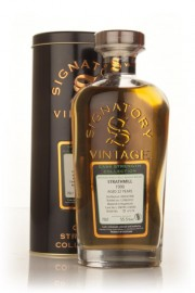Strathmill 22 Year Old 1990 (casks 100181+100182) - Cask Strength Coll Single Malt Whisky