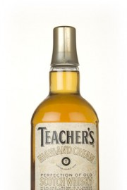 Teacher's Highland Cream 75cl - 1970s Blended Whisky