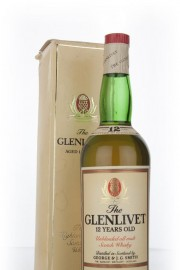 The Glenlivet 12 Year Old Unblended All Malt Single Malt Whisky