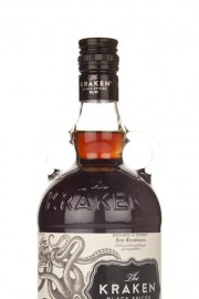 The Kraken Black Spiced Spiced Rum