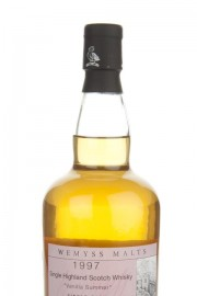 Vanilla Summer 1997 (Wemyss Malts) Single Malt Whisky