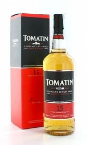 Tomatin 15 years old