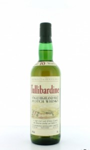 Tullibardine 10 years old