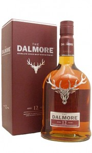 Dalmore 12 Year Old Single Highland Malt Whisky