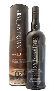 Old Ballantruan 10 Year Old Single Speyside Malt Whisky