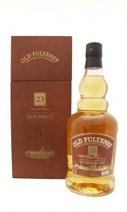 Old Pulteney 23 Year Old Bourbon Cask MARKED BOX