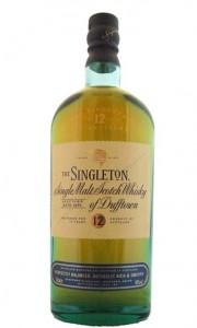 Singleton of Dufftown 12 Year Single Speyside Malt Whisky