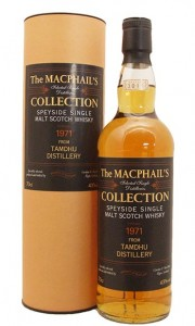 Tamdhu 1971 Macphails Collection Single Speyside Malt Whisky