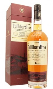 Tullibardine 228 Burgundy Cask Finish Single Highland Malt Whisky