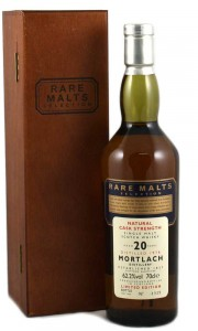 Mortlach 1978 20 Year Old - Rare Malts Selection 62.2%