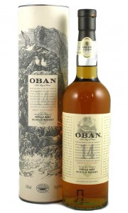 Oban 14 Year Old Whisky