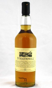 Strathmill 12 Year Old Flora & Fauna Whisky