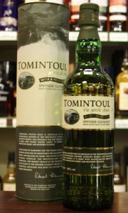 Tomintoul With a Peaty Tang Whisky