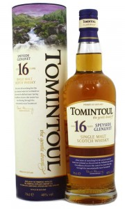 Tomintoul 16 Year Old Whisky
