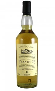Teaninich 10 Year Old - Flora & Fauna Whisky