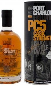 Port Charlotte (Bruichladdich) PC5 Evolution 1st Release