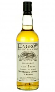 Longrow (Springbank) Private Bottling Single Cask #635