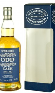 Springbank ODD Single Rum Cask #282