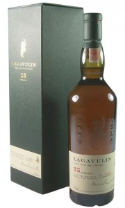 Lagavulin 1977 25 Year Old with Presentation Box