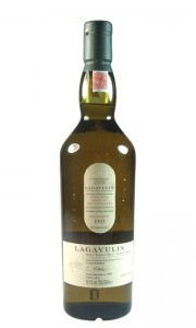 Lagavulin 1993 Single Cask, Feis Ile 2007 Distillery Only Bottling