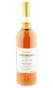 Laphroaig 1988 25 Year Old, The Syndicate's 2013 Bottling