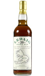 Ledaig 20 Year Old, Douglas Murdoch Nineties Bottling