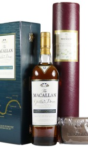 Macallan 12 Year Old Ghillies Dram with Box