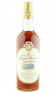 Macallan 1948/1961 Royal Marriage, 1981 Release