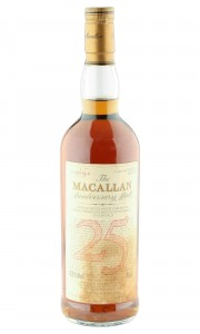 Macallan 1964 25 Year Old Anniversary Malt